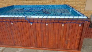 Safe Pool Safety Net - Jacuzzi